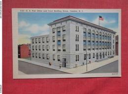 Post Office  Court House  Camden  New Jersey >   Ref    3583 - Camden