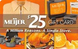 Meijer Gift Card - Cartes Cadeaux
