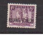 KOUANG TCHEOU          N°  YVERT  :     106    NEUF AVEC  CHARNIERES      ( 02/38   ) - Unused Stamps