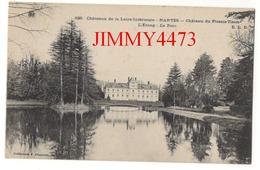 CPA - NANTES 44 Loire Inf. - Le Château Du Plessis-Tison - L'Etang - Le Parc - N° 328 - E. L. D. - Nantes