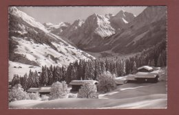Graubünden - PARSENN - Route Weissfluhjoch-Klosters - Silvretta-Gruppe - GR Graubünden