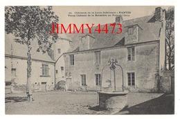CPA - Le Vieux Château De La Boissière Au Pont Du Cens - NANTES 44 Loire Inf. - N° 44 - Nantes