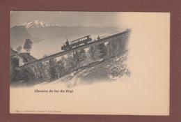 Schwyz - Chemin De Fer Du RIGI - Charnaux Frères - SZ Schwyz