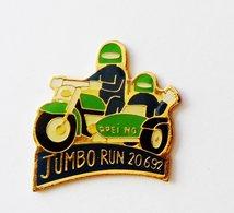 Pin's Moto Side Car JUmbo Run - WWO - Pin's