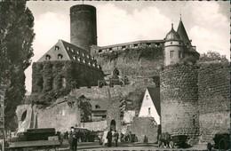 Ansichtskarte Mayen Genovevaburg Burg Castle 1955 - Mayen