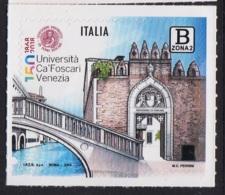 3.- ITALY 2018 150 YEARS OF UNIVERSITY OF CA FOSCARI VENICE- ARCHITECTURE BRIDGES - Puentes