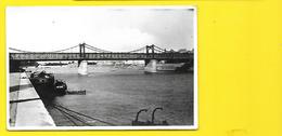 ARLES 1944 Carte Photo Le Pont (George) Bouches Du Rhône (13) - Arles