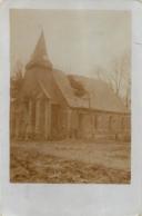 MANAUCOURT  CARTE PHOTO ALLEMANDE 1917 - Autres Communes