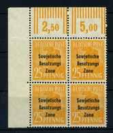 SBZ 1948 Nr 191 Postfrisch (104789) - Sowjetische Zone (SBZ)