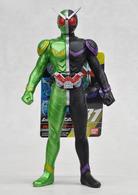 Kamen Rider :  Legend Rider Series 31  Double Cyclone Joker ( Bandai ) - Figurines