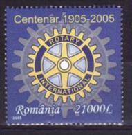 Roumanie 2005 - Yv.no.4944 Oblitere(d) - 1948-.... Repúblicas