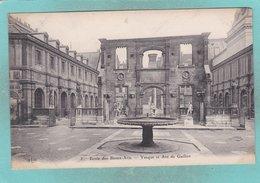 Small Postcard Of Ecole Des Beaux Arts,Vasque Et Arc De Gaillon,FranceS68 - Gent