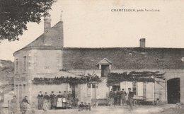 41--CHANTELOUP--CAFE DU HAMEAU-PRES DE VENDOME--VOIR SCANNER - France