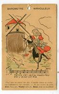 Format Carte Postale Dos Blanc : Illustrateur EMY   Baromêtre Miraculeux  VOIR   DESCRIPTIF  §§§ - Illustratori & Fotografie