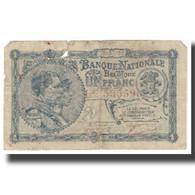 Billet, Belgique, 5 Francs, 1922, 1922-05-19, KM:93, TB - [ 2] 1831-... : Regno Del Belgio