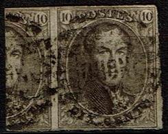 10  Obl   Nord  + 3  Voisin - 1858-1862 Medaillen (9/12)