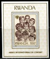 DA1398 Rwanda 1979 International Children's Year M MNH - Rwanda