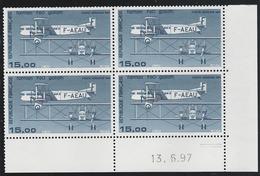PA 57b 15F. FARMAN IMPRESSION FINE - CD 13.6.97 - Poste Aérienne