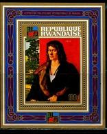 DA1402 Rwanda 1973 Dürer's Painting M MNH - Rwanda