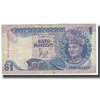 Billet, Malaysie, 1 Ringgit, KM:27b, TB - Malaysie