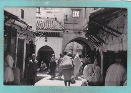 Small Postcard Of Calle Postas,Tetuan,Tetouan Morocco,S68 - Morocco