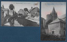 MEUNG SUR LOIRE - 2 Cartes - Frankrijk