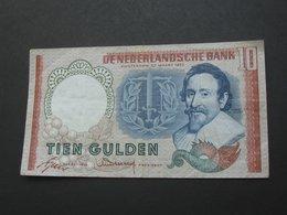 10 Tien Gulden 1953 De Nederlandsche Bank  **** EN  ACHAT IMMEDIAT  **** - [2] 1815-… : Koninkrijk Der Verenigde Nederlanden