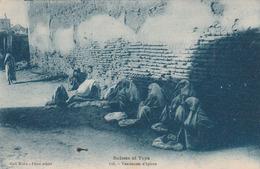 Carte Postale Ancienne - Scène Et Types - Vendeuses D'épices - Scenes