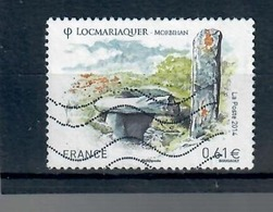 2yt-4882-locmariaquer-megalithes-dolmen-menhir - Used Stamps