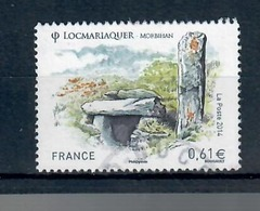 1yt-4882-locmariaquer-megalithes-dolmen-menhir-cachet Rond - Used Stamps
