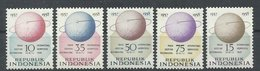 INDONESIA YVERT 170/74    MNH  ** - Corea Del Norte