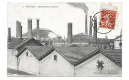 18/ CHER... BOURGES: Etablissements Militaires - Bourges