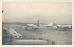 Photo - Avion - Vliegtuig - Sabena - Dim 13.5 Cm X 8.5 Cm - Aviation