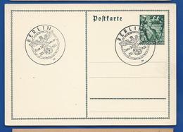 POSTKARTE à 6+4 Deutches Reich   Oblitétération: BERLIN 30/1/1933 - Deutschland