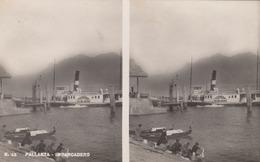 PALLANZA-VERBANO CUSIO OSSOLA-IMBARCADERO=REGINA MADRE=-LAVANDAIE-CARTOLINA VERA FOTOGRAFIA NON VIAGGIATA ANNO 1925-1935 - Verbania