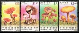 Hong Kong 2004 / Mushrooms MNH Setas Pilzen Champignons / Cu14502  4-30 - Hongos