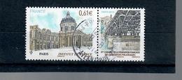 1yt-4884-paris 2014-congres Des Associations Philateliques-cachet Rond - France
