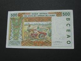 500 Francs 1983 - SENEGAL = K - Banque Centrale Des Etats De L'Afrique De L'Ouest **** EN ACHAT IMMEDIAT **** - Sénégal