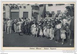 ALBANIA:  COSTUMI  ALBANESI  -  FP - Costumi