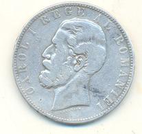 5 LEI 1883 CAROL I - Roemenië