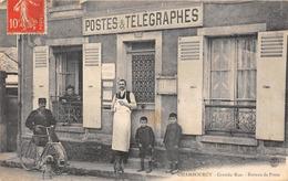 78-CHAMBOURCY- GRANDE-RUE BUREAU DE POSTE - Chambourcy