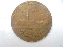 BRUXELLES-UNIVERSITE-1934 Par DEVREESE-90 GRAMMES - Professionnels / De Société