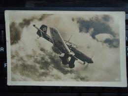 Sturzkampfflugzeug Junkers Ju 87 - Guerra 1939-45