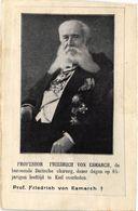 CPA PROFESSOR FRIEDRICH VON ESMARCH. Savant Inventeur (287614) - Philosophie & Pensées