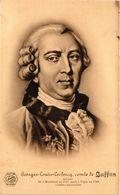 CPA GEORGES-LOUIS LECLERC, COMTE DE BUFFON. Savant Inventeur (287615) - Philosophie & Pensées