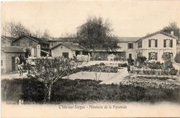 L' ISLE SUR SORGUE - Minoterie De La Pyramide  (1325 ASO) - L'Isle Sur Sorgue
