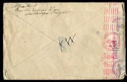 Belgien / 1942 / Zensierter Brief Ex Antwerpen Nach Deutschland (23894) - 1936-1957 Col Ouvert