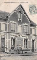 78-CONDE-SUR-VESGRE-LE BUREAU DE POSTE - France