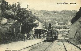 07 - Largentière - La Gare - Largentiere