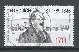 Germany/Bund Mi. Nr.: 1429 Vollstempel (brv88er) - Gebraucht